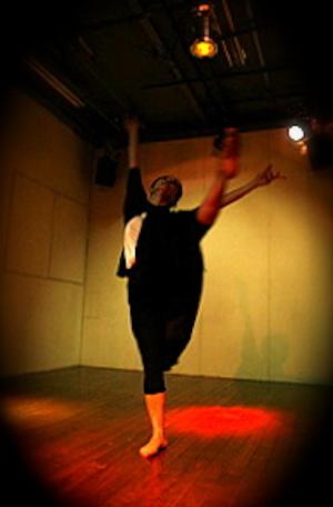ナミダの日(2006) ソロダンス×ビデオ×語り
