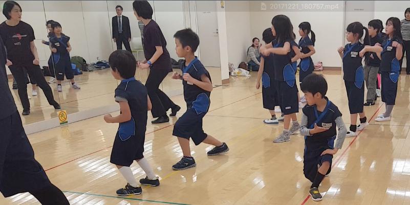 体操ダンス写真1