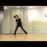 コンテンポラリーダンス フォール&リカバリー,バックロール(fall&recovery,back roll)