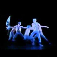 ダンス振付 動きのフレーズを繰返す効果 その1  dance choreography repetition