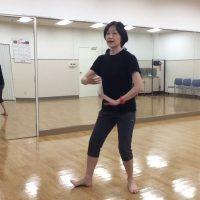 左右の筋肉と動きのバランスをよくするタイチーダンス